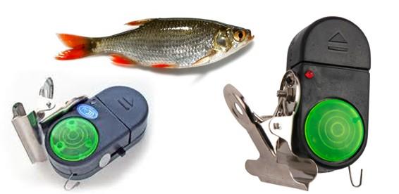 анализатор клева рыбы